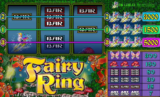 Win Exciting Bonuses with Fairy Ring Slot Casino
